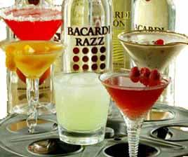 Cocktails de Oscar